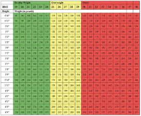 losing weight normal bmi recommendation picture 5