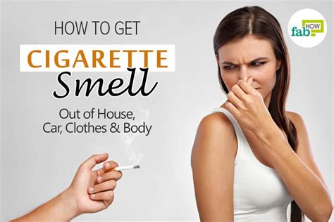 how to get cigarette smoke smell out of picture 3