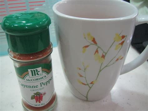 cayenne pepper green tea picture 3