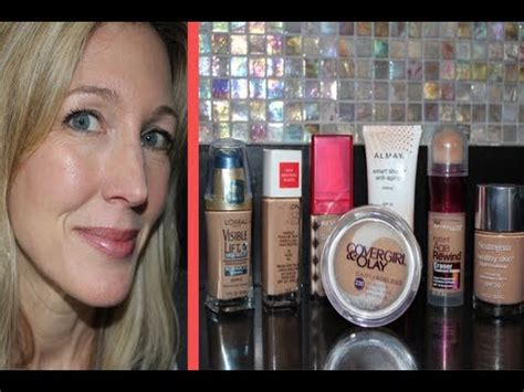 foundation for aging skin available at drug stores picture 4