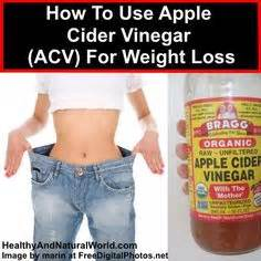 how to use vinegar while dieting for weight picture 2