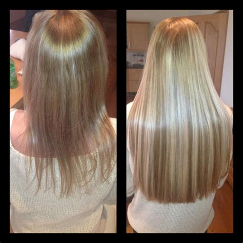 how are hair extensions done picture 2