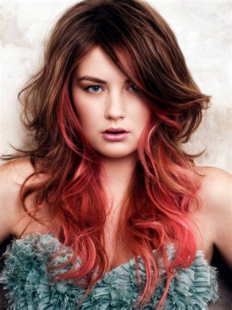 colours hair picture 7