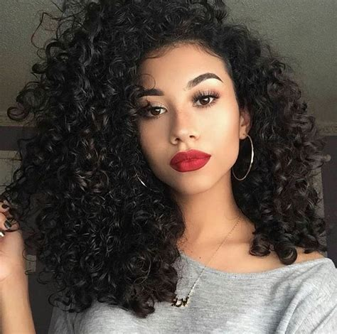 curly hair models picture 22