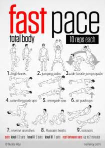 cut muscle fast routine picture 2
