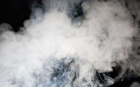 smoke in my vision and swirls around picture 3