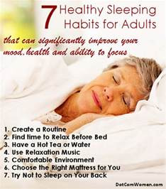 sleep habit picture 21