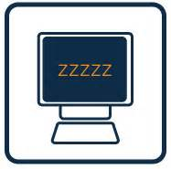 sleep mode of computer picture 3