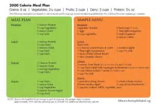 2000 calorie diet picture 7