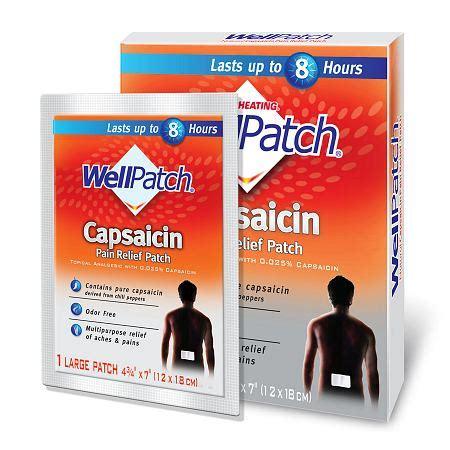 capsaicin hot patch picture 7