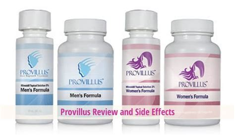 provillus flaky scalp effects picture 2