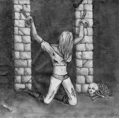 whipping women in the dungeons picture 6