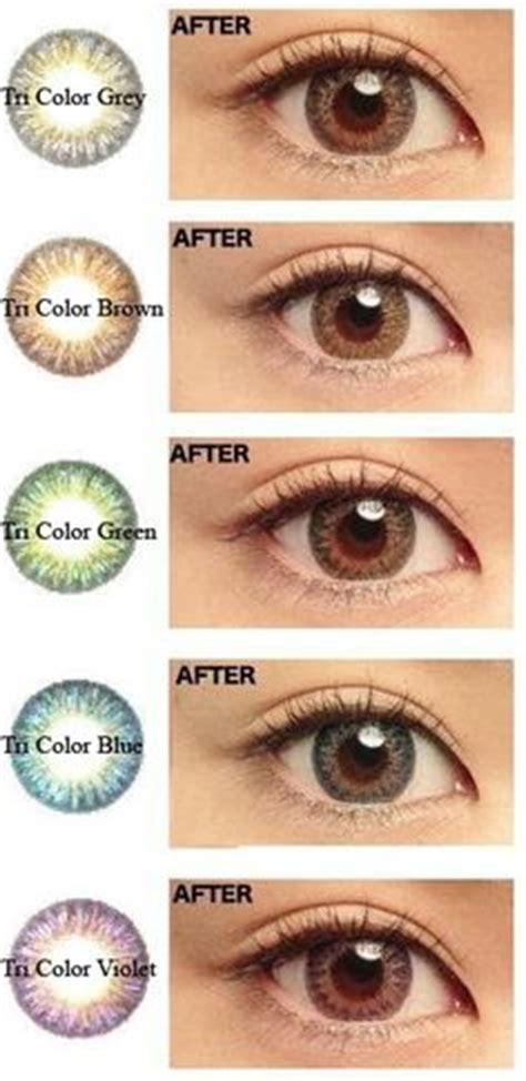coloured contact lens non prescription picture 11