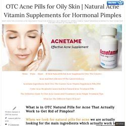 nautral pills to get rid of acne picture 9
