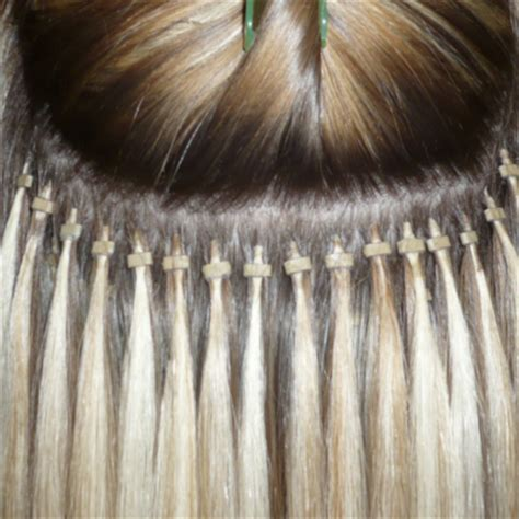 bonding hair extensions picture 1