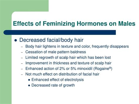 feminizing hormone effects picture 1
