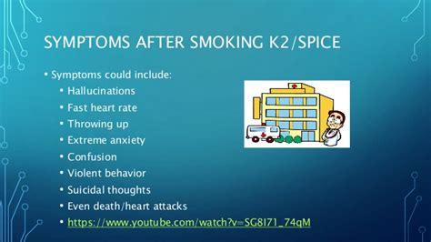 k2 drug short term effects picture 5