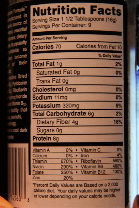 yeast diet picture 7