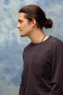 loose ponytail men picture 2