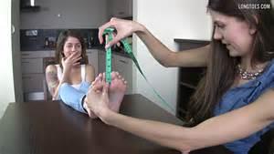 woman long soles comparison picture 3