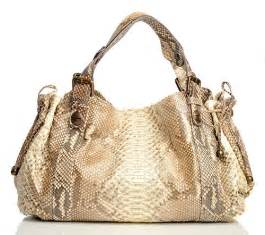 faux reptile skin bags picture 1