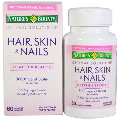 health skin hair nails vitamins picture 18