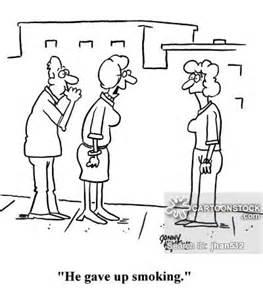 quit cigarettes smoking cartoons picture 3