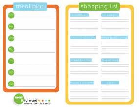 free diet plans with shopping list picture 15