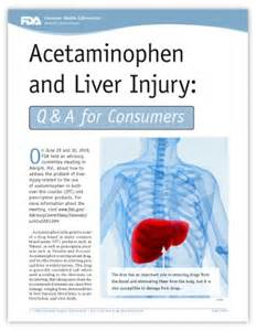 symptoms of liver damage due to acetaminophen picture 7