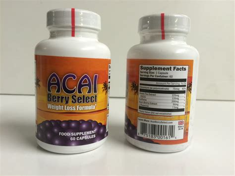acai berry select weight loss picture 1
