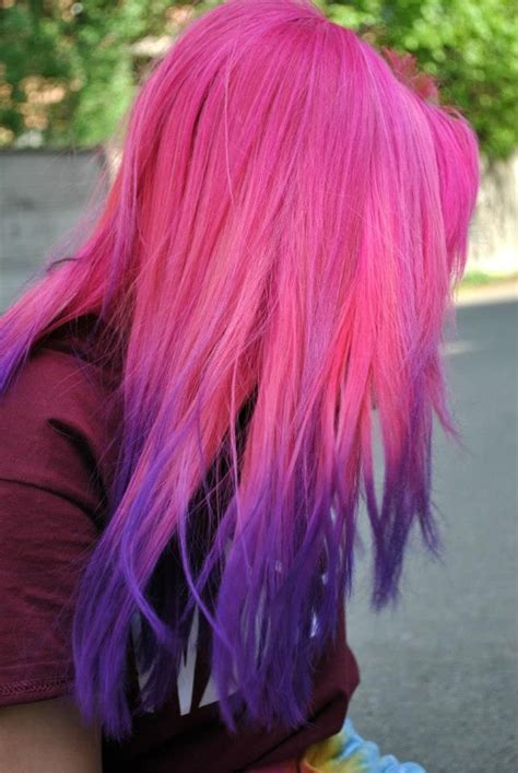 purple and pink hair color picture 3