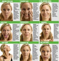 anti aging exercises for the face picture 1
