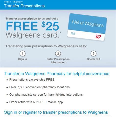 walgreens prescription transfer $25 2014 picture 1