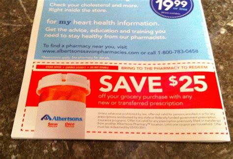 albertsons new prescription coupon picture 3