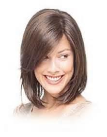shoulder length hair cut picture 2