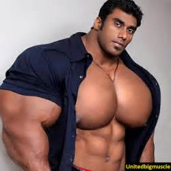 big giant muscle men fantasie art picture 17