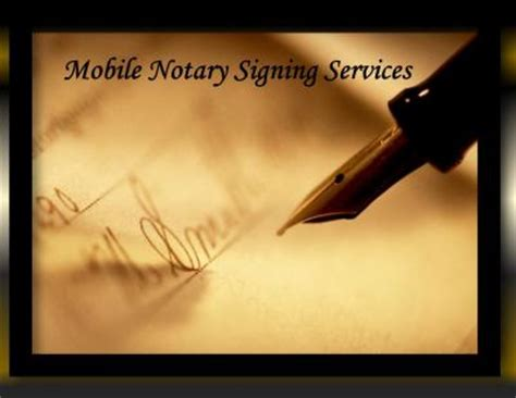 business from home as a notary agent picture 7