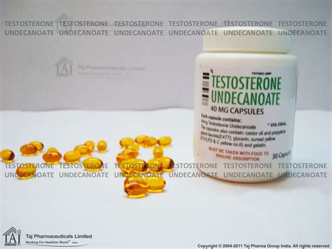 testosterone undecanoate 40 mg capsules dosage picture 4