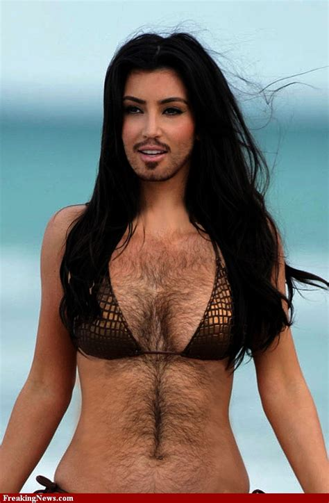 hairy women picture 1