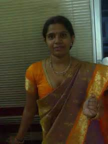 real life aunty side saree boop show blog picture 10