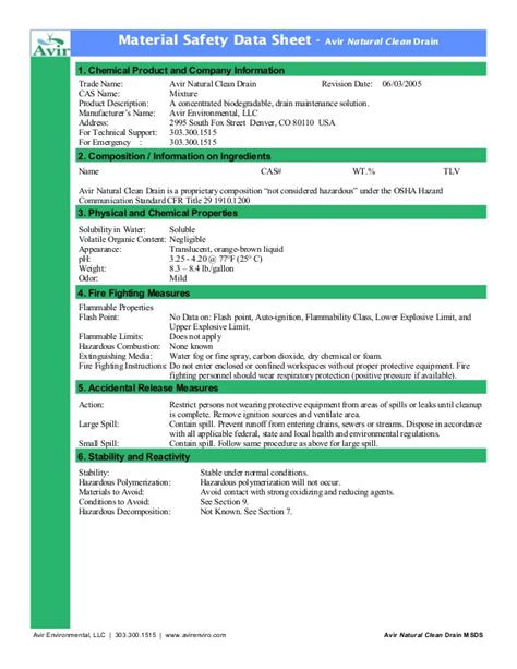 msds sheets for herbal supplement picture 3