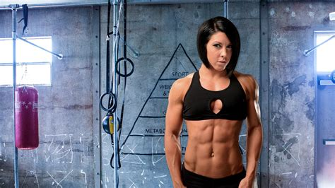 free muscle woman pics picture 2