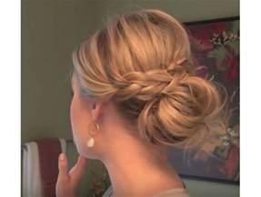 easy ways to put hair up picture 5