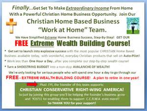 work for a christian legitmate business from home picture 4