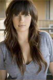 bangs on hair style picture 6