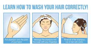 how to clean hair picture 2