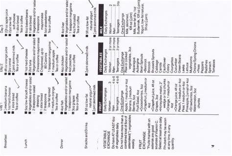 diet menus that work picture 2