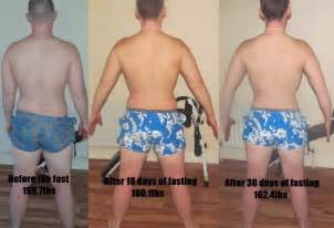 before during and after water diet picture 5