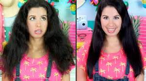how to keep curly hair straight when working picture 11