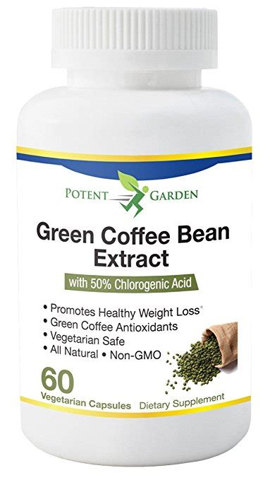 gca pure green coffee bean extract picture 4
